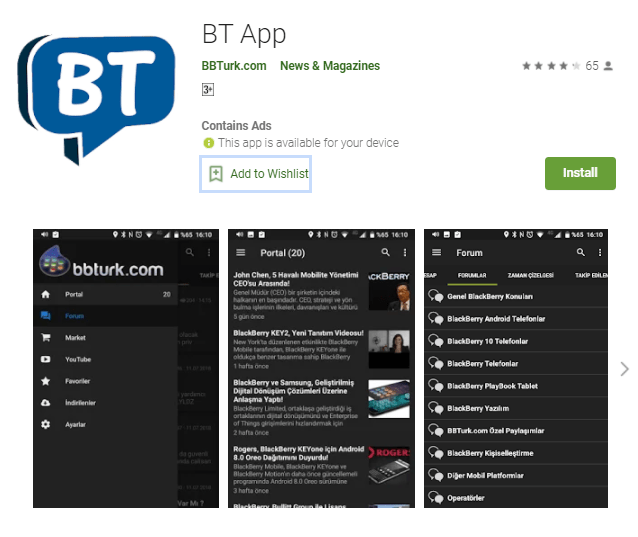 Bt App For Pc Windows Free Download