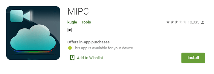 Mipc App For Pc On Windows 10/8/7/Mac - Free Download