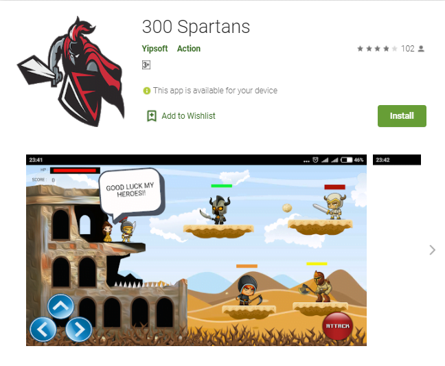 300 Game Download For Pc Windows 10/7/8/Mac