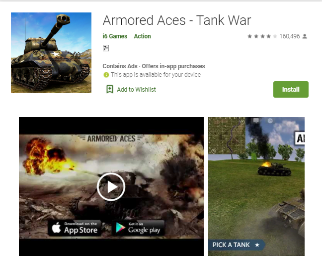 Armored Aces App For Pc Windows 10/7/8/Mac