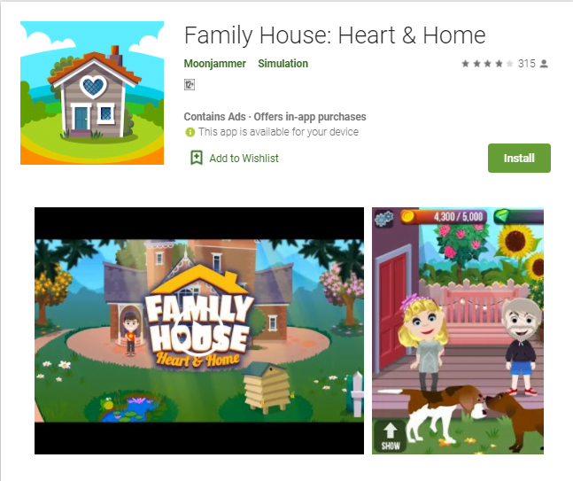 Download Family House App For Pc Windows 10/7/8/Mac